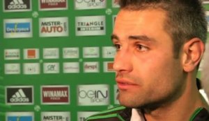 FOOT - L1 - ASSE - Perrin : «On ne va pas s'affoler»
