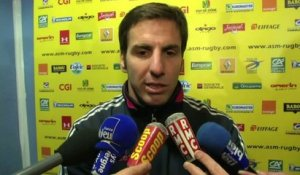 RUGBY - TOP 14 - Quesada : «Et si ...»