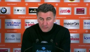 FOOT - L1 - ASSE - Galtier : «On a servi de punching ball»