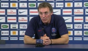 PSG - Blanc : «Essayons de faire abstraction du match de Ligue des Champions...»