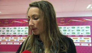 FOOT - ELIM. CM (F) - Thiney : «Difficile de les bouger»