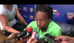 TENNIS - US OPEN - Monfils: «Beaucoup de réussite»