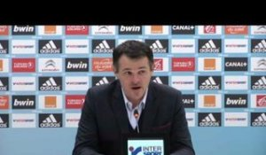 FOOT - L1 - FCGB - Sagnol : «Un sentiment de frustration»