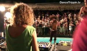 Monika Kruse and Defex @ Zoo Project (Ibiza)