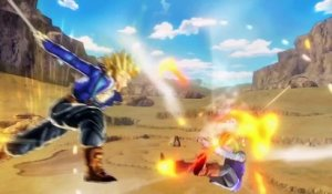 Dragon Ball Xenoverse (XBOXONE) - Trailer de gameplay