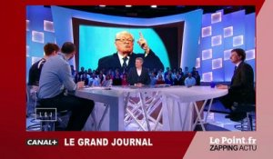 Le Zapping du Point - 19/01 : Hollande enfin populaire