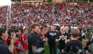 RUGBY - TOP 14 - RCT : Toulon, des recrues en or