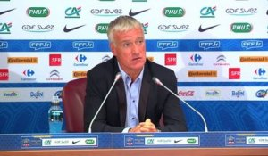 FOOT - BLEUS - Deschamps : Gourcuff, «une question de concurrence»