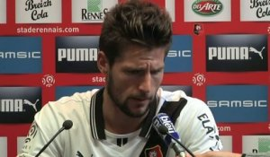 FOOT - L1 - SRFC - Costil : «On est en chantier...»