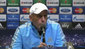 FOOT - C1 - OM - Baup : «Se surpasser»