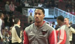 BASKET - NBA - Bulls : Rose fait forte impression