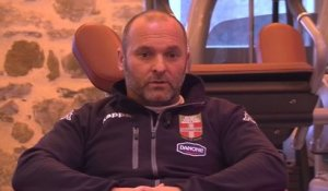 FOOT - L1 - ETG - CHAT VIDEO : Pascal Dupraz