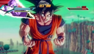 Dragon Ball Xenoverse (XBOXONE) - Gameplay et personnages