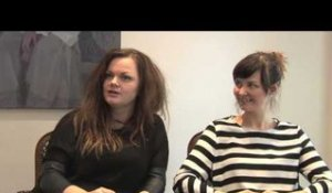 Katzenjammer interview - Anne Marit & Marianne (part 2)