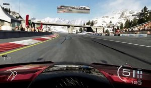 Extrait / Gameplay - Forza Motorsport 5 (Gameplay Circuit des Alpes)