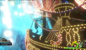Extrait / Gameplay - Kingdom Hearts 3 (Gameplay PS4)