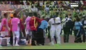 Africa football club du 08/02/15 -  finale de la CAN 2015 - partie 2