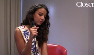 Miss France 2014 : l'interview mode et beauté de Flora Coquerel