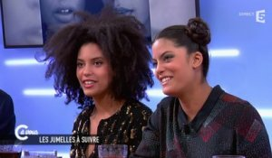 L'interview d'Ibeyi - C à vous - 11/02/2015