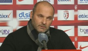 FOOT - L1 - ETG - Dupraz : «On doit mener au score»