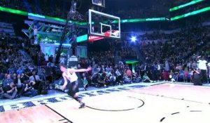 Le dunk de Zach LaVine (Slam Dunk Contest 2015)