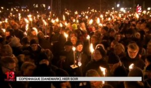 Copenhague : 30 000 Danois unis contre la haine