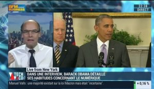 Live from New York: Les habitudes high-tech de Barack Obama - 17/02