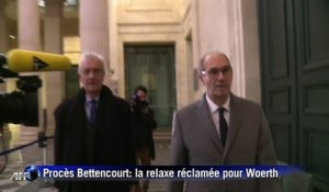 Procès Bettencourt: l'avocat de Woerth s'attend à une relaxe