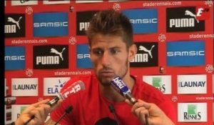 SRFC - Costil : «Un bon test»