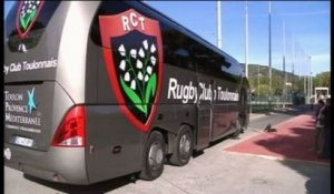 Rugby - Top : La pression monte, monte...