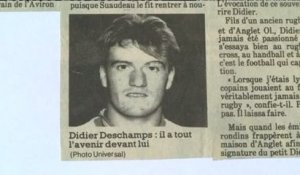 Foot - Bleus : Deschamps, le Basque