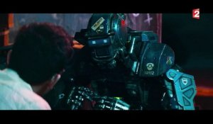 "Le film de science-fiction ""Chappie"" sort mercredi 4 mars"