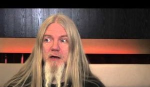 Nightwish interview - Marco (part 1)