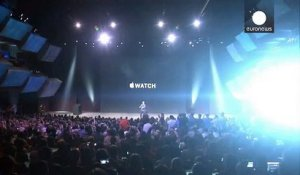 Apple dévoile sa montre connectée, l'Appel Watch