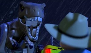 LEGO Jurassic World : premier trailer