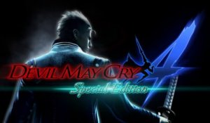 Devil May Cry 4 : Special Edition - Special Edition Trailer