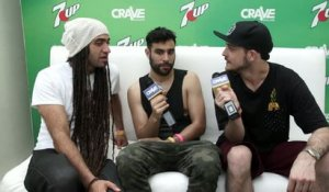Ultra 2015: Sultan   Ned Shepard Interview