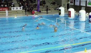 Water-Polo Masculin: Montpellier-Nice (11ème journée - 2014/2015)