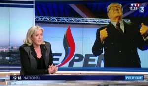 Front national : Marine Le Pen, gagnante ?