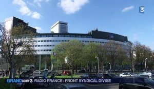 Radio France : le mouvement se poursuit