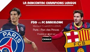 PSG - FC Barcelone : La feuille de match et compositions probables !