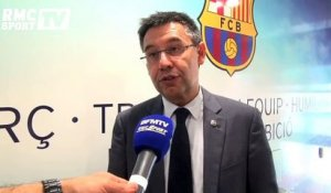 "Bartomeu : ""Paris a des chances de passer"""