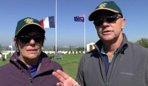 Anzac Day : Julie et Philipp sur les traces d'un grand oncle