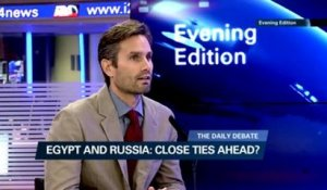 Egypt and Russia's new relationship with Dr. Baruch Gur Gurevitz & Dr. Brandon Friedman