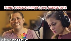 KZ TANDINGAN - Mahal Ko o Mahal Ako (Official Recording Session with lyrics)