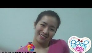 Angeline Quinto invites you to Himig Handog Finals Night on Feb. 24!