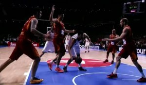 Basket - Euroligue (H) : La «First Team» de la compétition