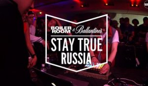 Raumskaya Boiler Room & Ballantine's Stay True Russia Live Set