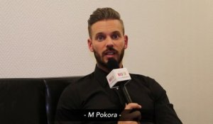Eurovision 2015 - M.pokora, Voulzy & Souchon soutiennent Lisa Angell