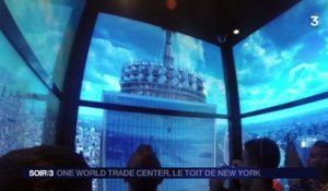 Le nouveau World Trade Center inauguré